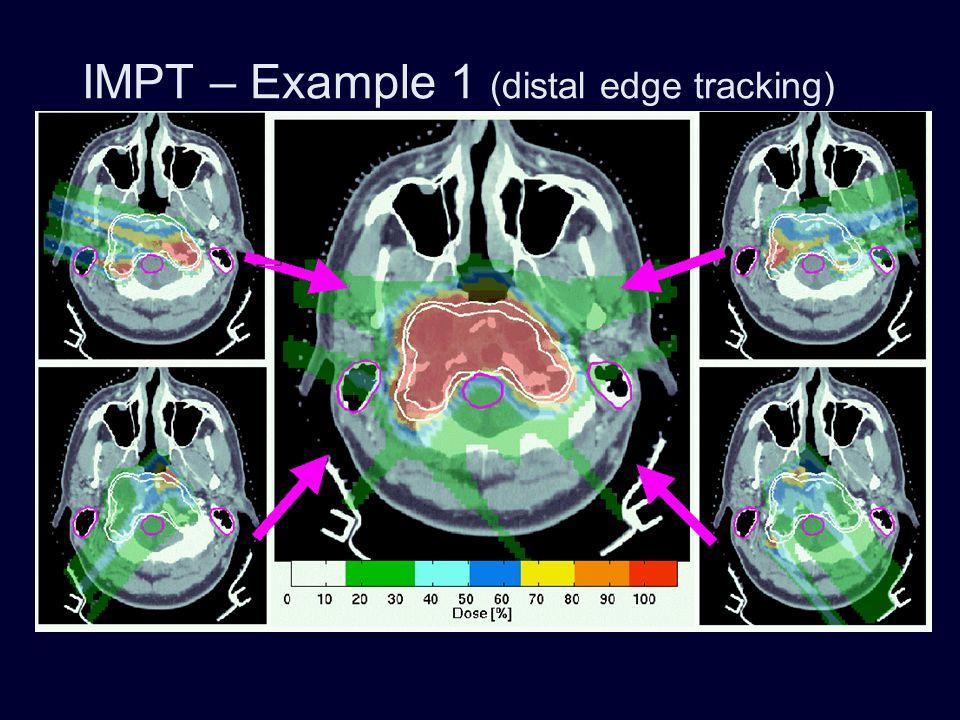 IMPT – Example 2 (3D modulation)