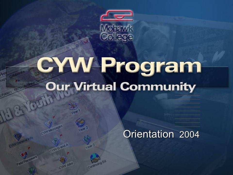 Orientation 2004