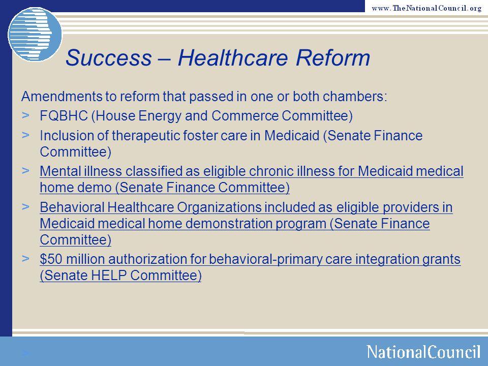 ARRA Monies > FQHC Construction: $1.5 billion > FQHC Expansion: $500 million > National Health Service Corps: $500 million