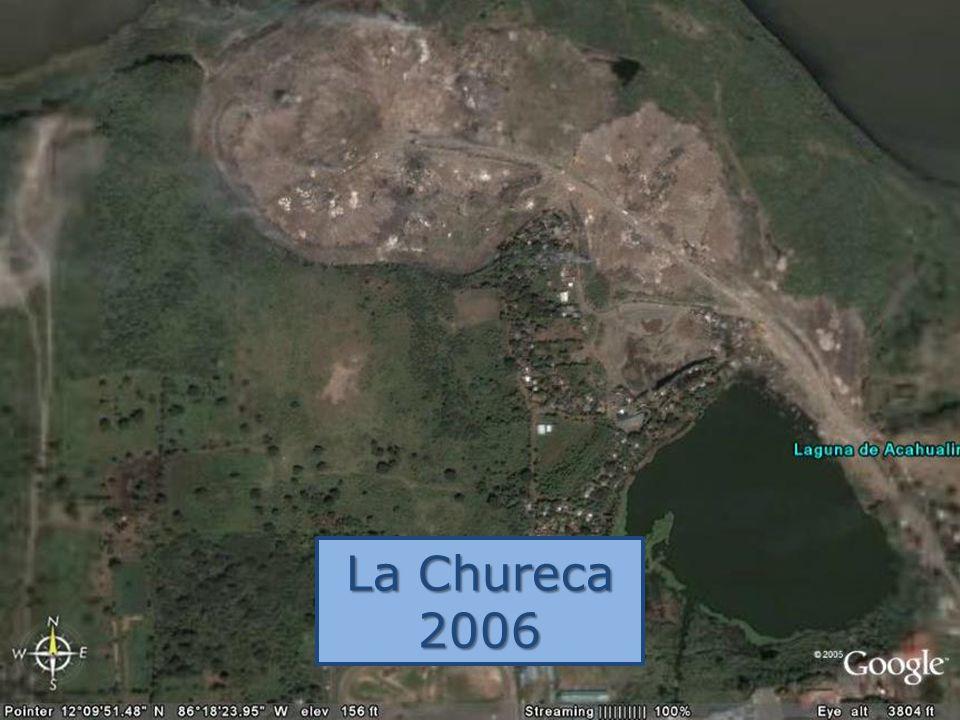 Destruction of Casa Base de Salud