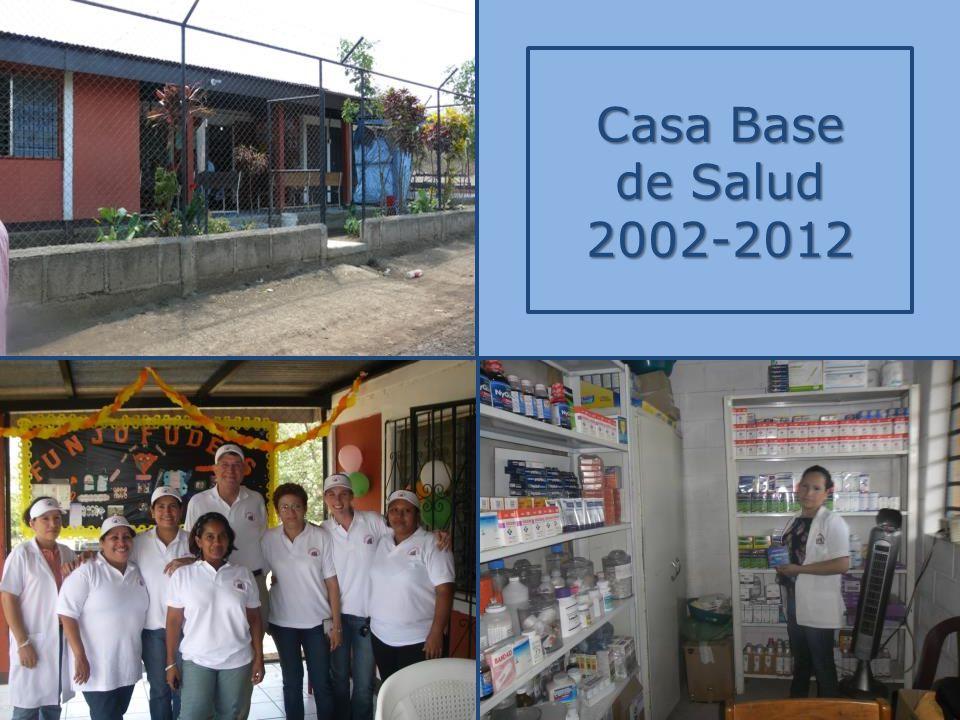 Casa Base de Salud 2002-2012