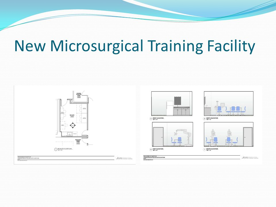 New Microsurgical Training Facility