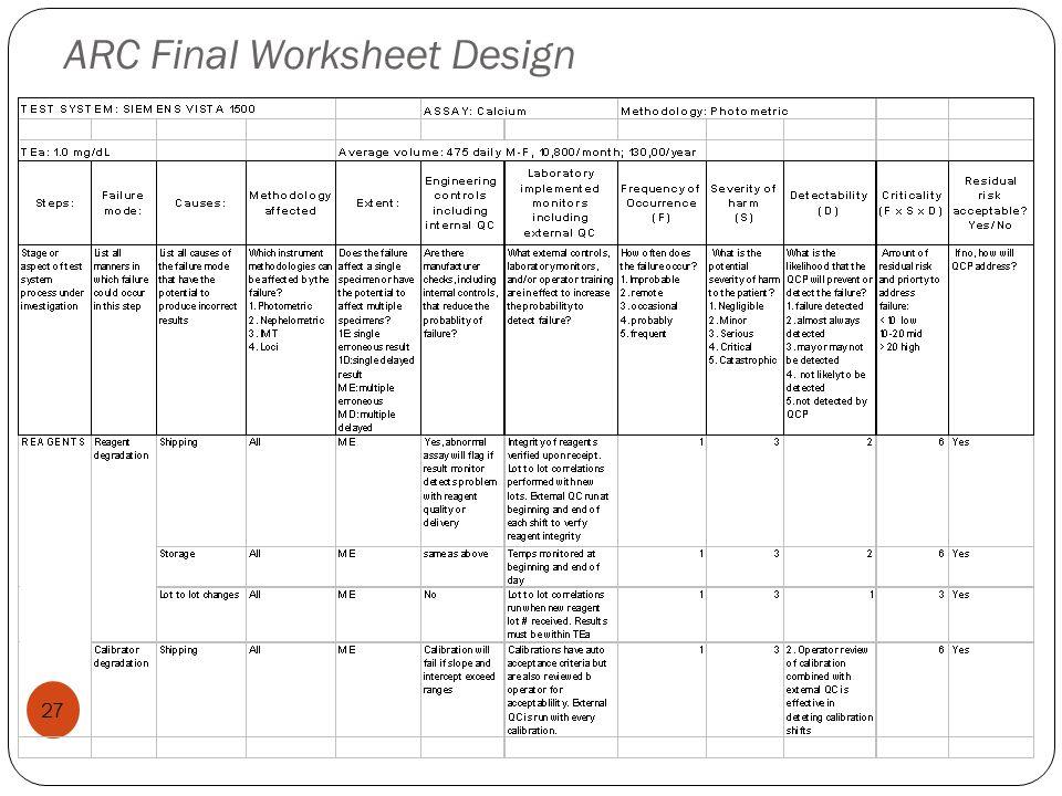 ARC Final Worksheet Design 27