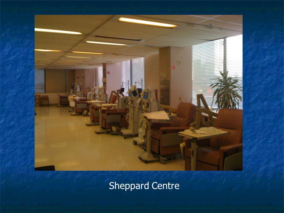 Sheppard Centre