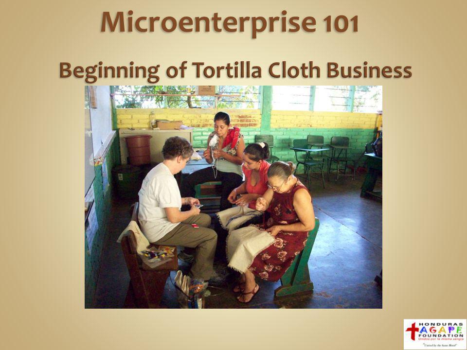 Microenterprise 101