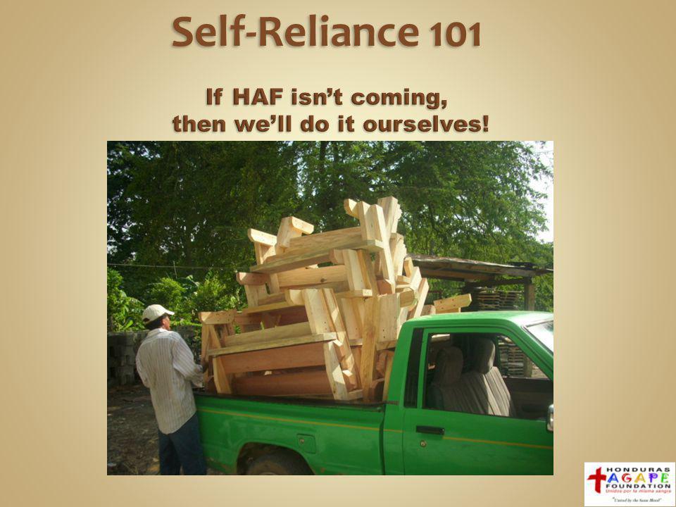Self-Reliance 101