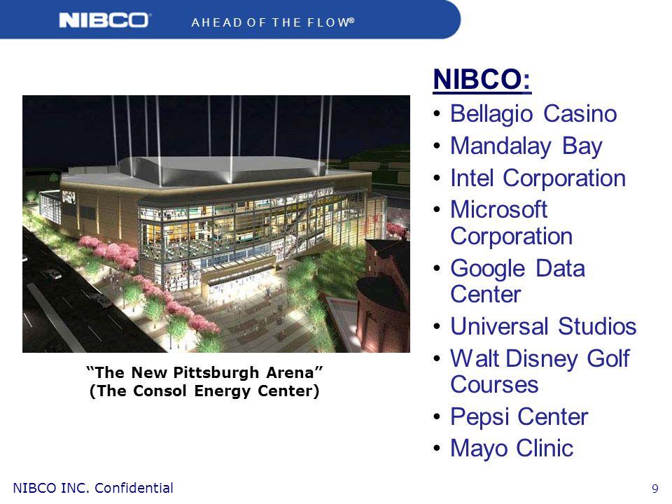 A H E A D O F T H E F L O W ® NIBCO INC.