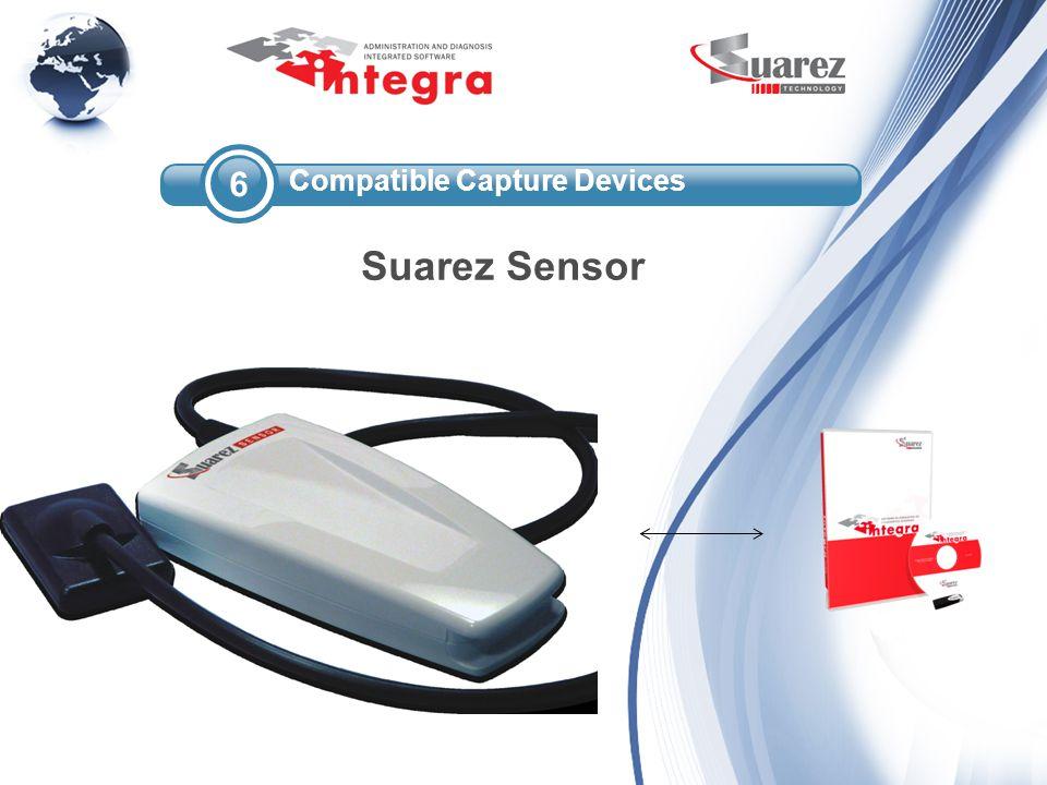 6 Compatible Capture Devices Suarez Sensor