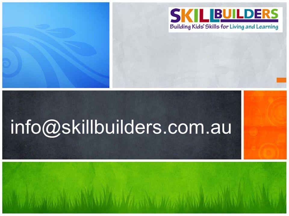 info@skillbuilders.com.au