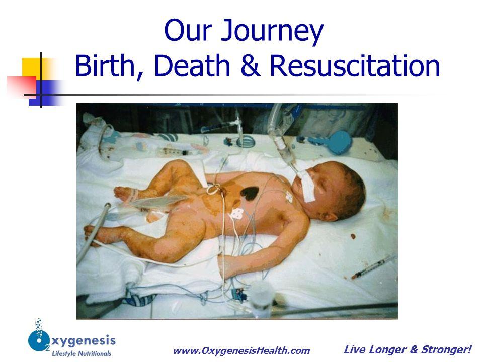 www.OxygenesisHealth.com Omega-3 & Exercise During Anaerobic Exercise: (oxygen deficits) 1.