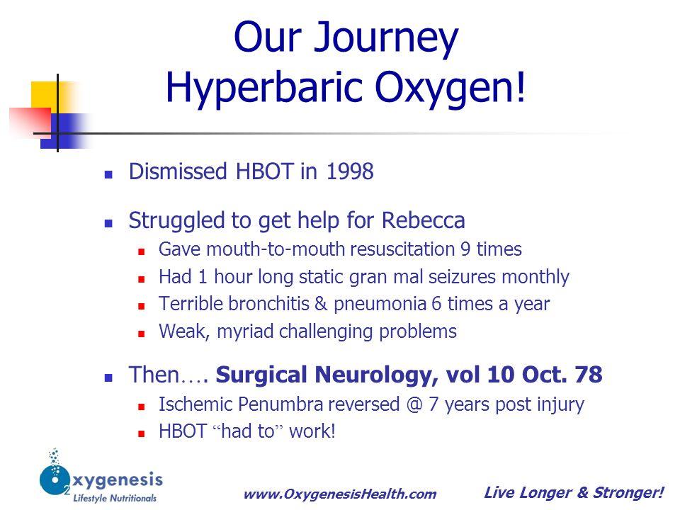 www.OxygenesisHealth.com What we did.