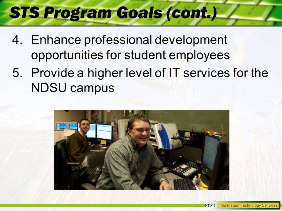 Professional Development Topics include: –Communication –Customer service –Diversity training –Leadership –Career development –Technology training Around 30 training options each semester