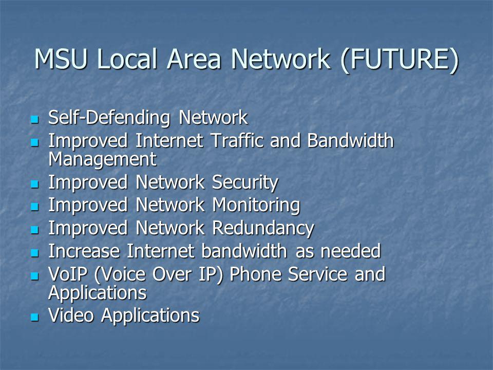 ResNet Network / Internet Upgrade Improved Internet and Network Services Equipment Upgrades Equipment Upgrades Wireless Hotspots Wireless Hotspots VoIP Phones VoIP Phones