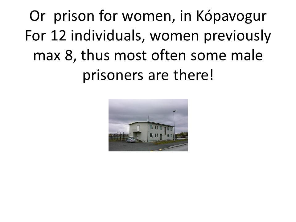 Prison at Skólavörðustígur, called Hegningarhúsið used since 1874 in central Reykjavik, still in use.