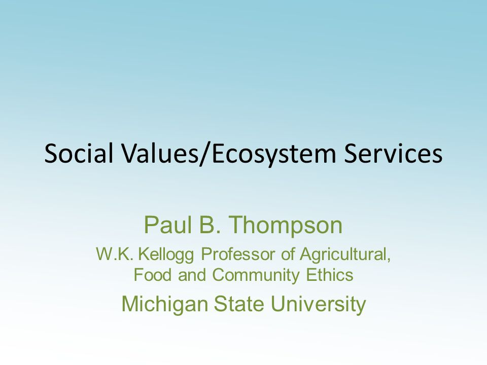 BehaviorReasons …ask them why …learn their language …interpret their texts Given that incompatible constitutive values and entrenched power inequality may lie at the bottom of the these problems in allocating ecosystem services, what should we do.
