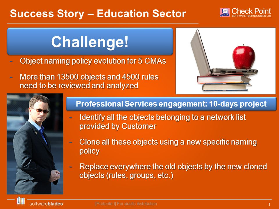 11 Success Story – Education Sector Challenge.