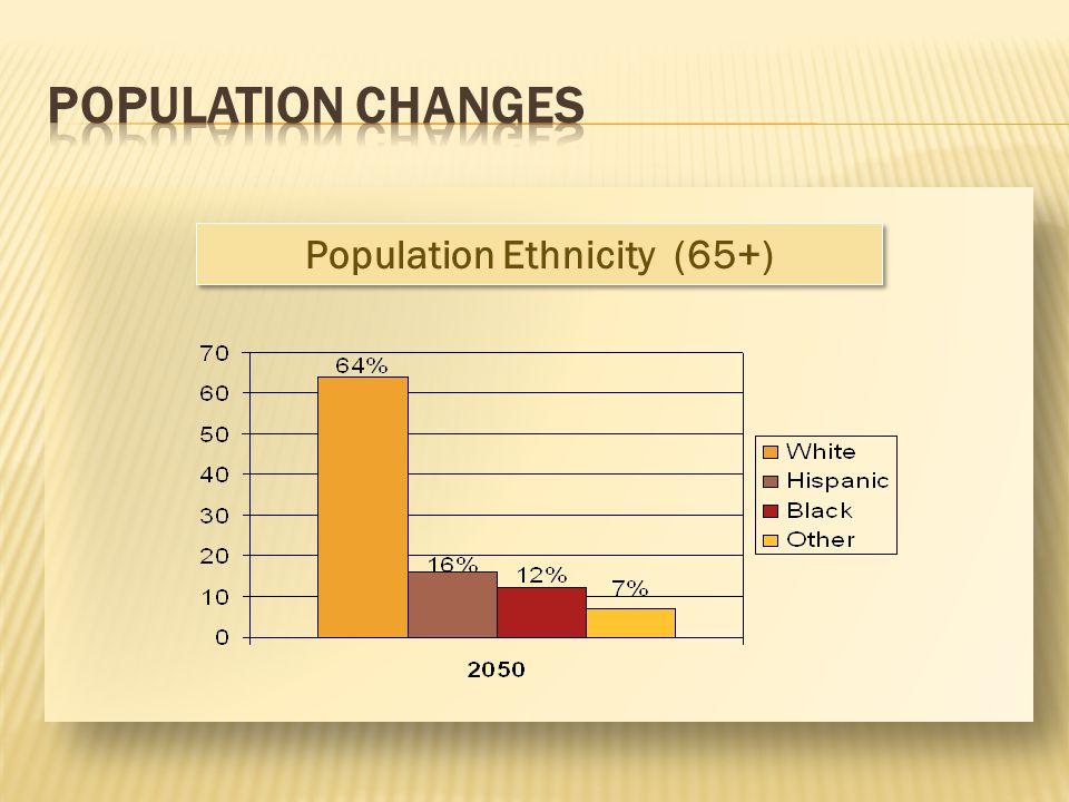 Population Ethnicity (65+)