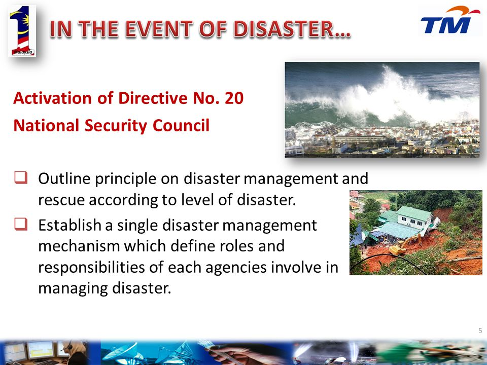 Introduction Disaster Alert Sistem MERS 999 Customer Centricity Program and Activities Success stories Challenges Conclusion 46