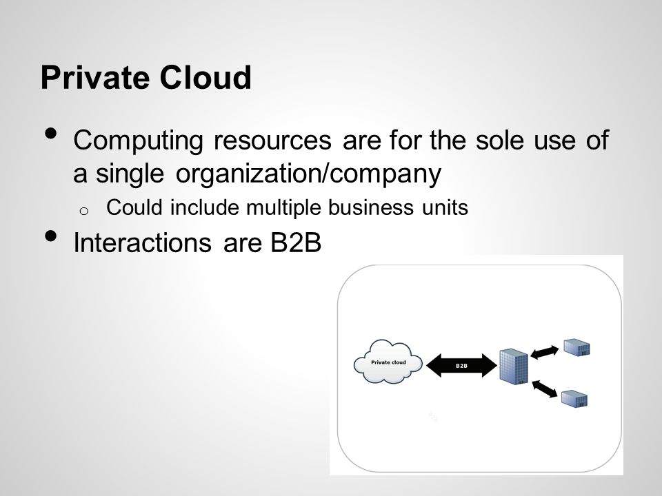 Trust Characteristics of Real Clouds Authentication o Techniques and mechanisms used for authentication in a cloud Security o Security of Communication, Data, and Physical layer Privacy Responsibility o … of cloud provider and consumer Virtualization o At either operating system level or application level Cloud Consumer Accessibility o Tools/interface by which cloud is used