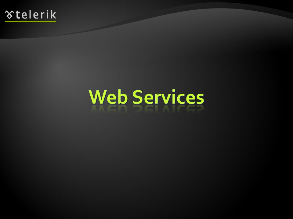 Web service is Web service is Method of communication between two electronic devices over the web Method of communication between two electronic devices over the web Software system designed to support interoperable m Software system designed to support interoperable m Mostly web services are SOAP-based Mostly web services are SOAP-based Send/receive messages through HTTP web protocol Send/receive messages through HTTP web protocol