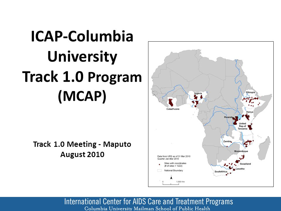 High retention of pediatric ART patients Rwanda through March 2010 (n= 30 sites) 90% Retained at 2 years
