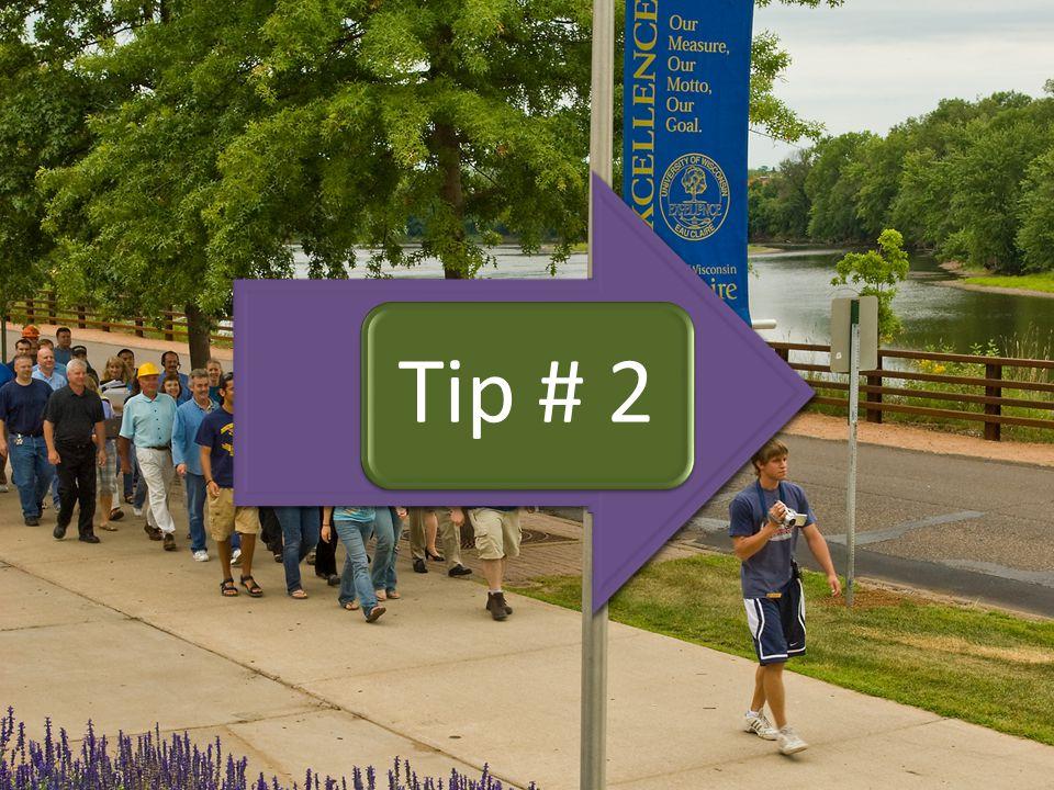 Tip # 2