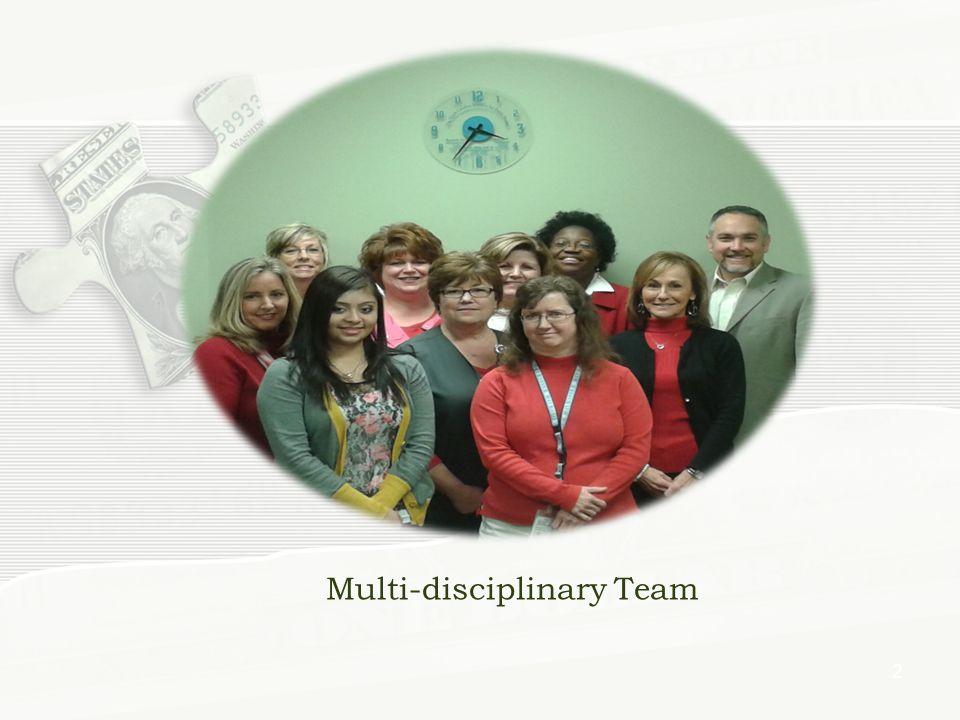 Multi-disciplinary Team 2