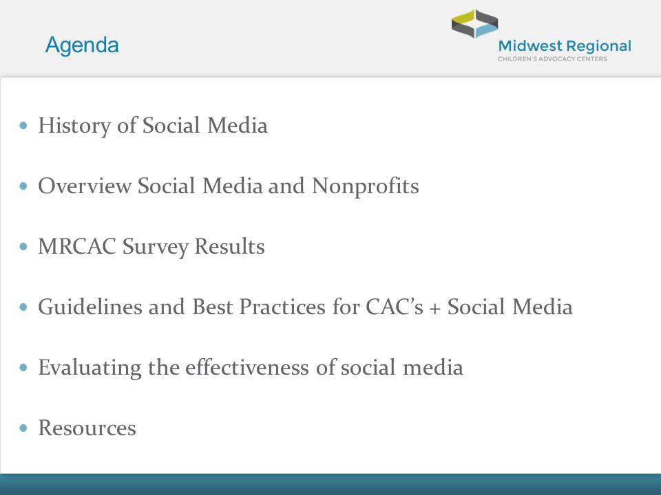 How many CACs use Social Media?