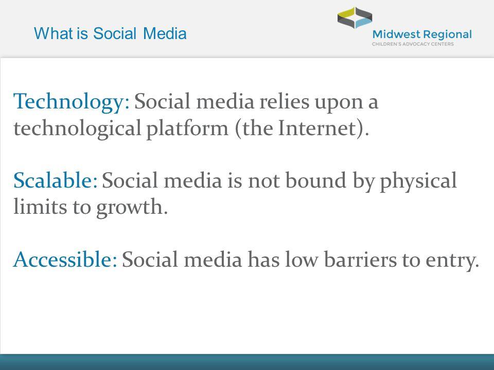 Social Media tools and CACs