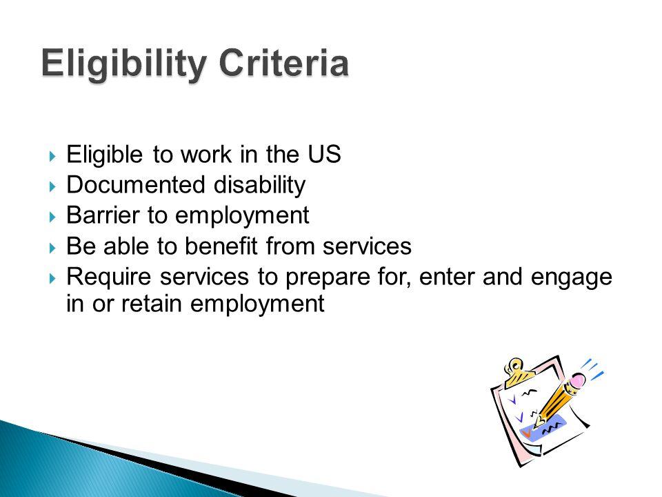 Mobility Self Direction Self Care Interpersonal Skills Communication Work Tolerance Work Skills