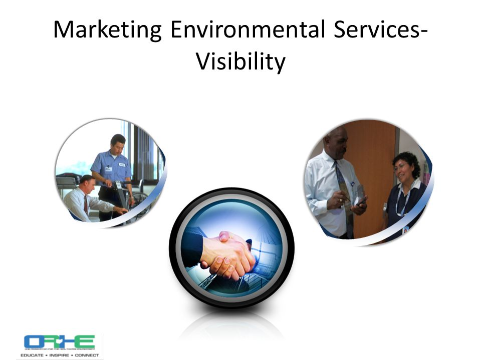 Marketing Environmental Services- Visibility
