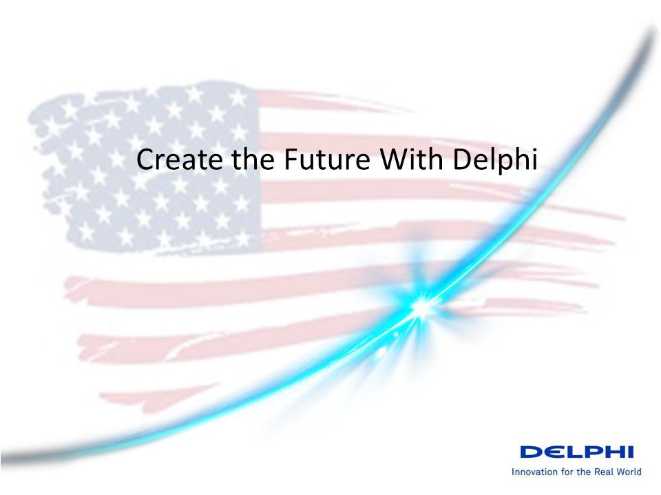 Create the Future With Delphi