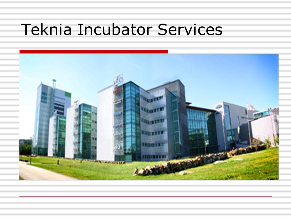 Teknia Incubator Services