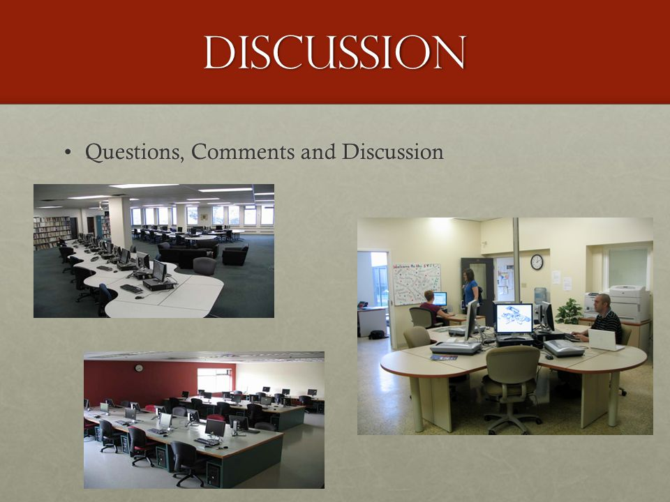 discussion Questions, Comments and DiscussionQuestions, Comments and Discussion