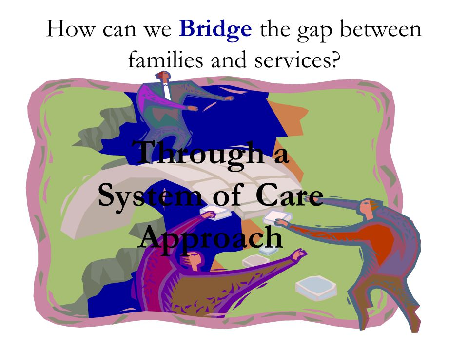 16 System of Care History Approach was originally created for children with serious emotional disturbances (MH) In NC, began in 1994 with national System of Care grants through SAMHSA (Pen-Pal, NC FACES, SOC NET, Mecklenburg CARES) 2003 NCDSS received System of Care Grant from the Childrens Bureau to expand to other target populations including families in the child welfare system System of Care