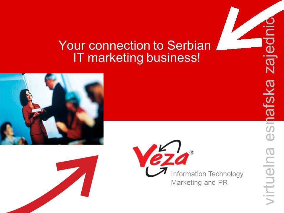 Your connection to Serbian IT marketing business.