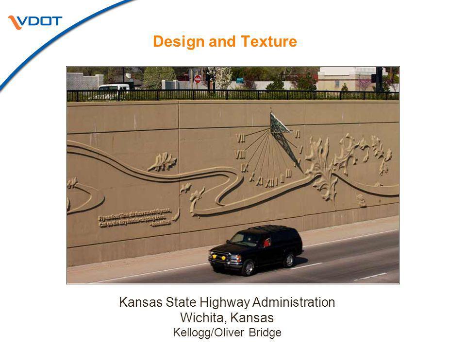 Kansas State Highway Administration Wichita, Kansas Kellogg/Oliver Bridge