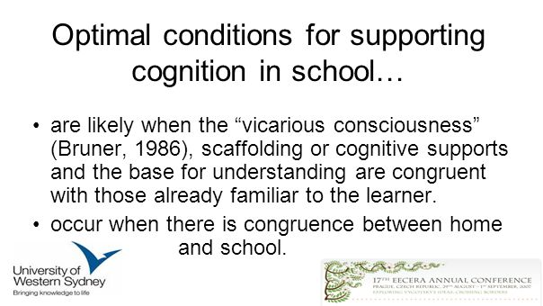 Congruence… between home and school practices are highly correlated with student success (Rossi & Montgomery, 1994).
