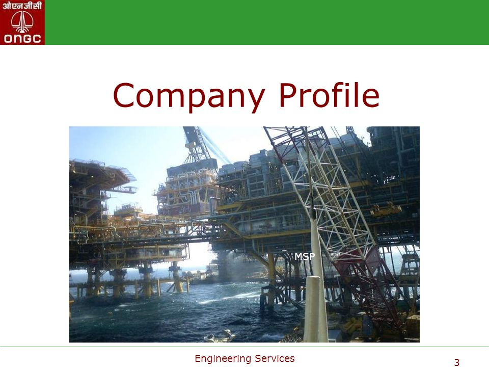 Engineering Services 34 Future Business Plan Offshore Project-11 Nos.
