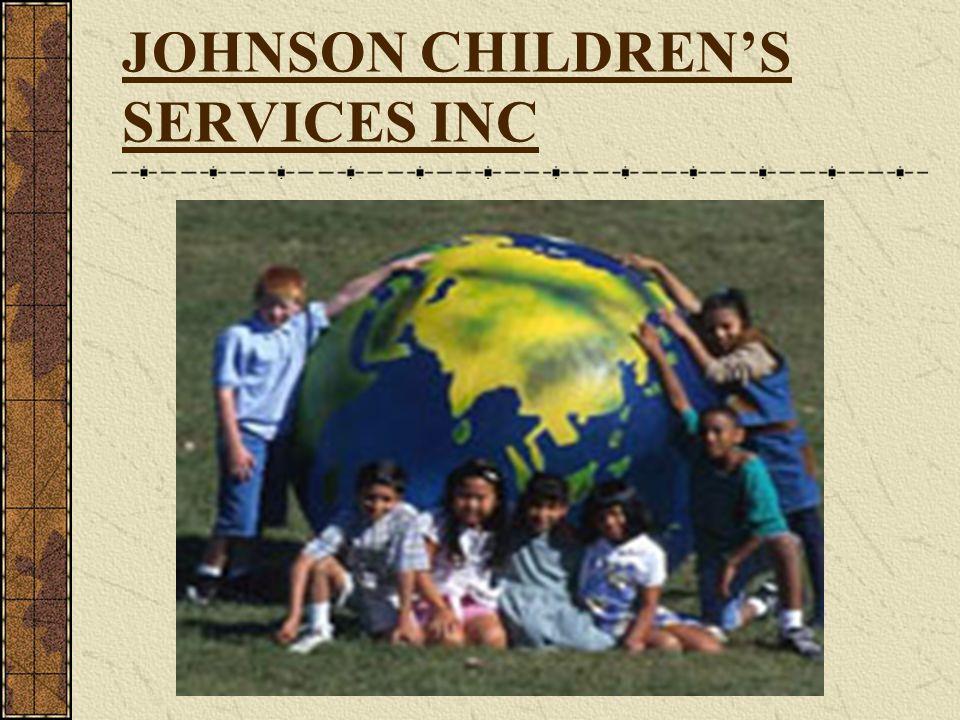 JOHNSON CHILDRENS SERVICES INC