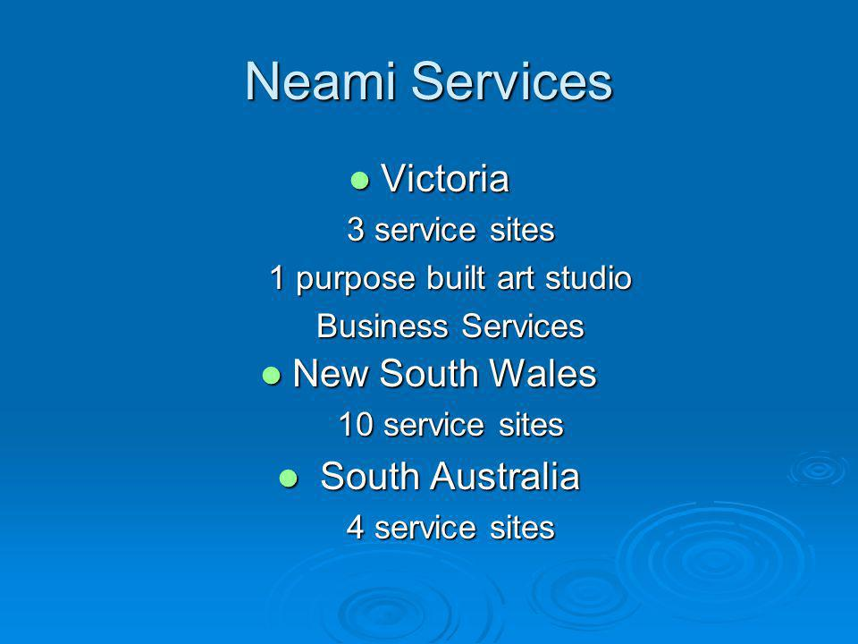 Neamis Growth - Funding