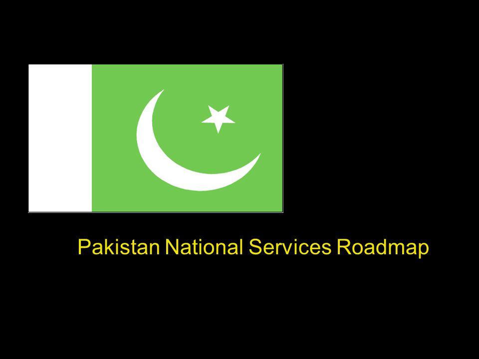 Pakistan National Services Roadmap