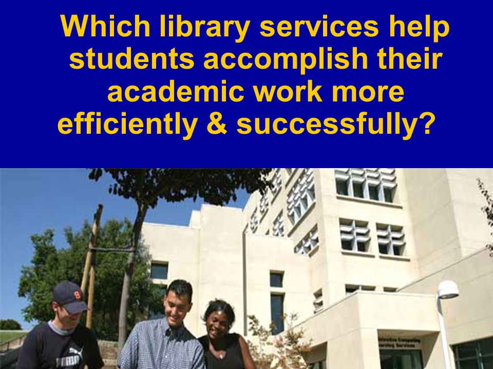 Students 87% Librarians 24%