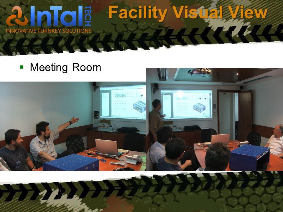 Facility Visual View Meeting Room
