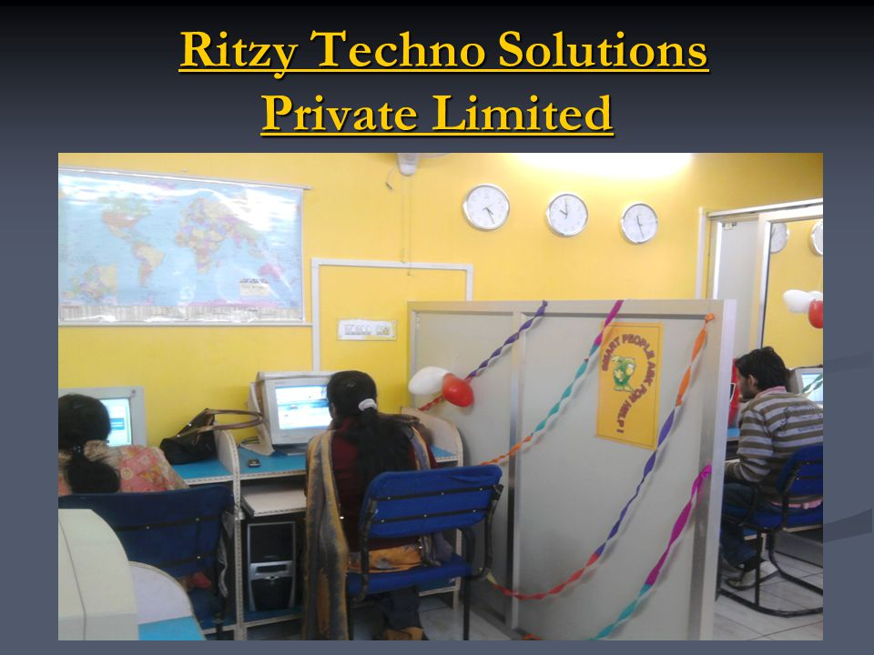 Ritzy Techno Solutions Private Limited Ritzy Techno Solutions Private Limited