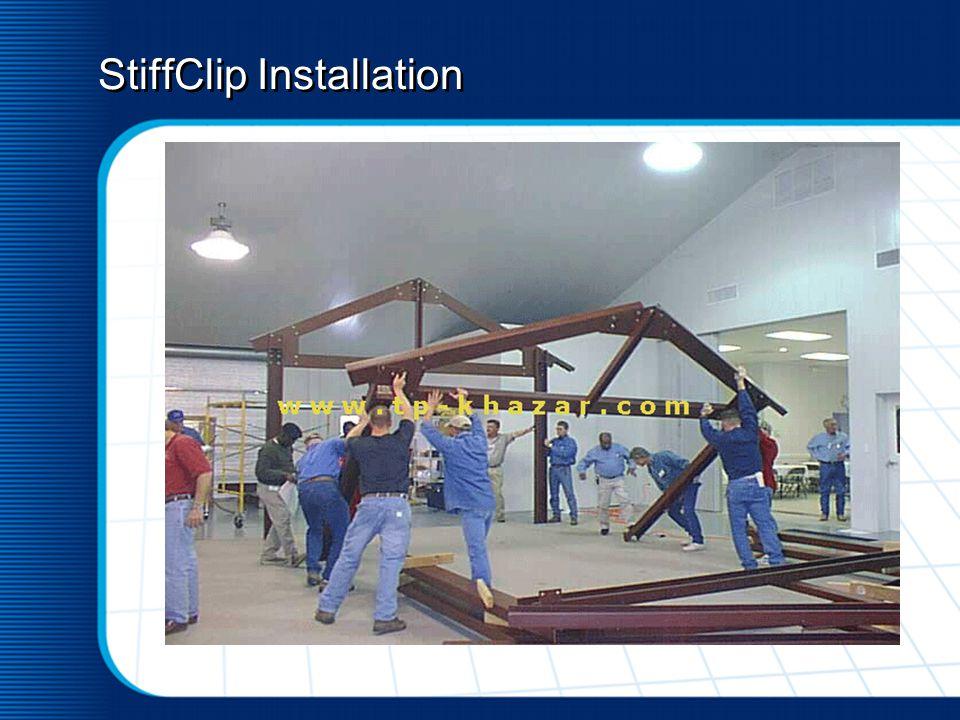 StiffClip Installation