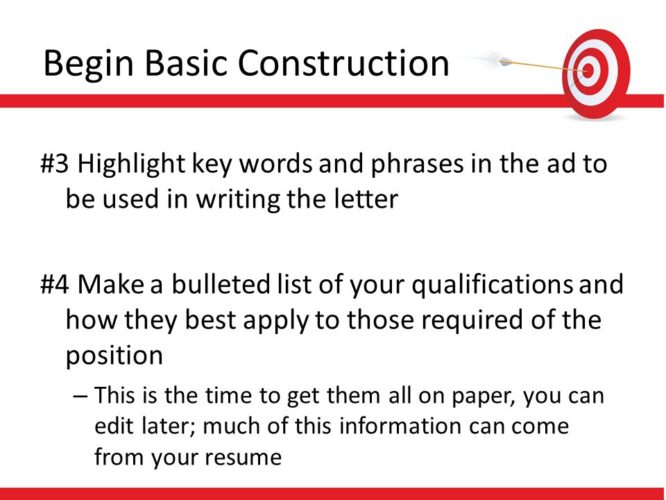 Writing the Third Paragraph Work on a signature closing statement; thank you for your time is cordial, but this is your chance to leave a lasting impression: make it a positive and proactive one