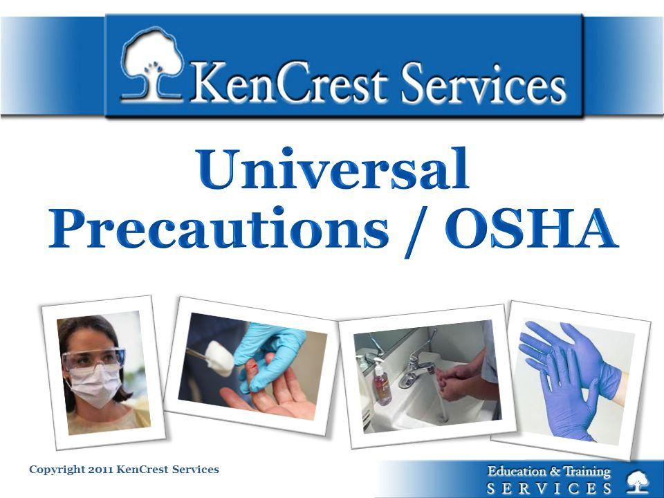 Copyright 2011 KenCrest Services