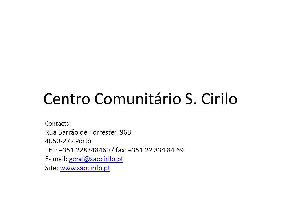 Centro Comunitário S.