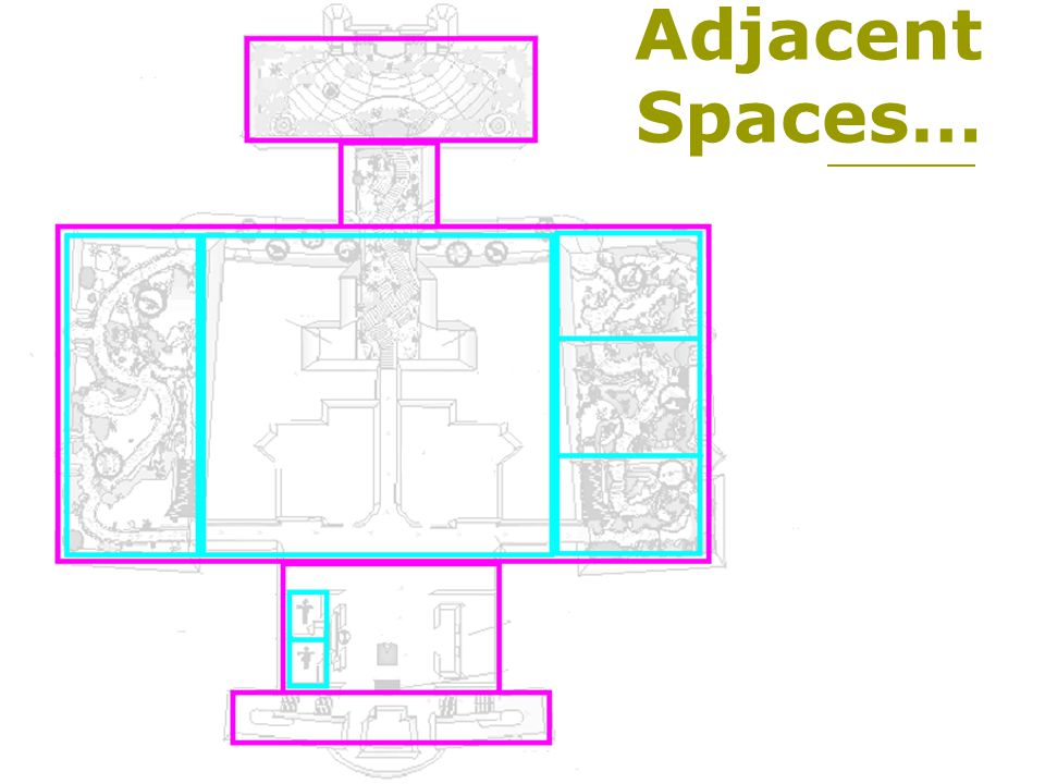 Adjacent Spaces…